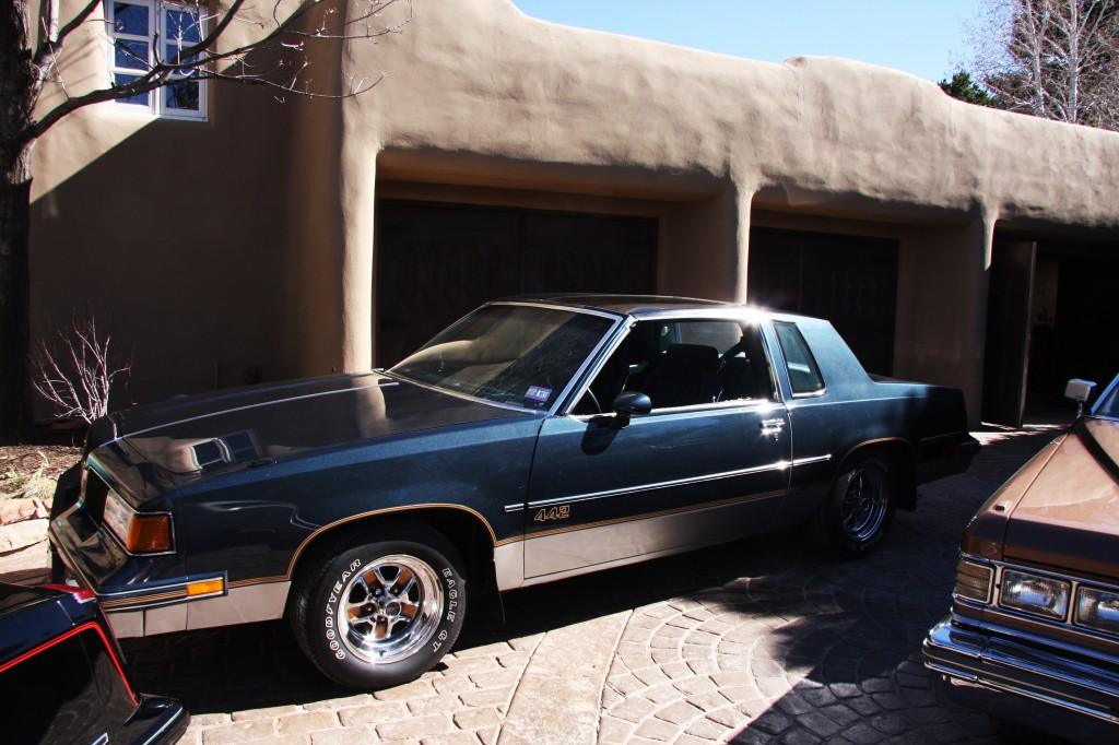 Olds 1 and Car Corral 009
