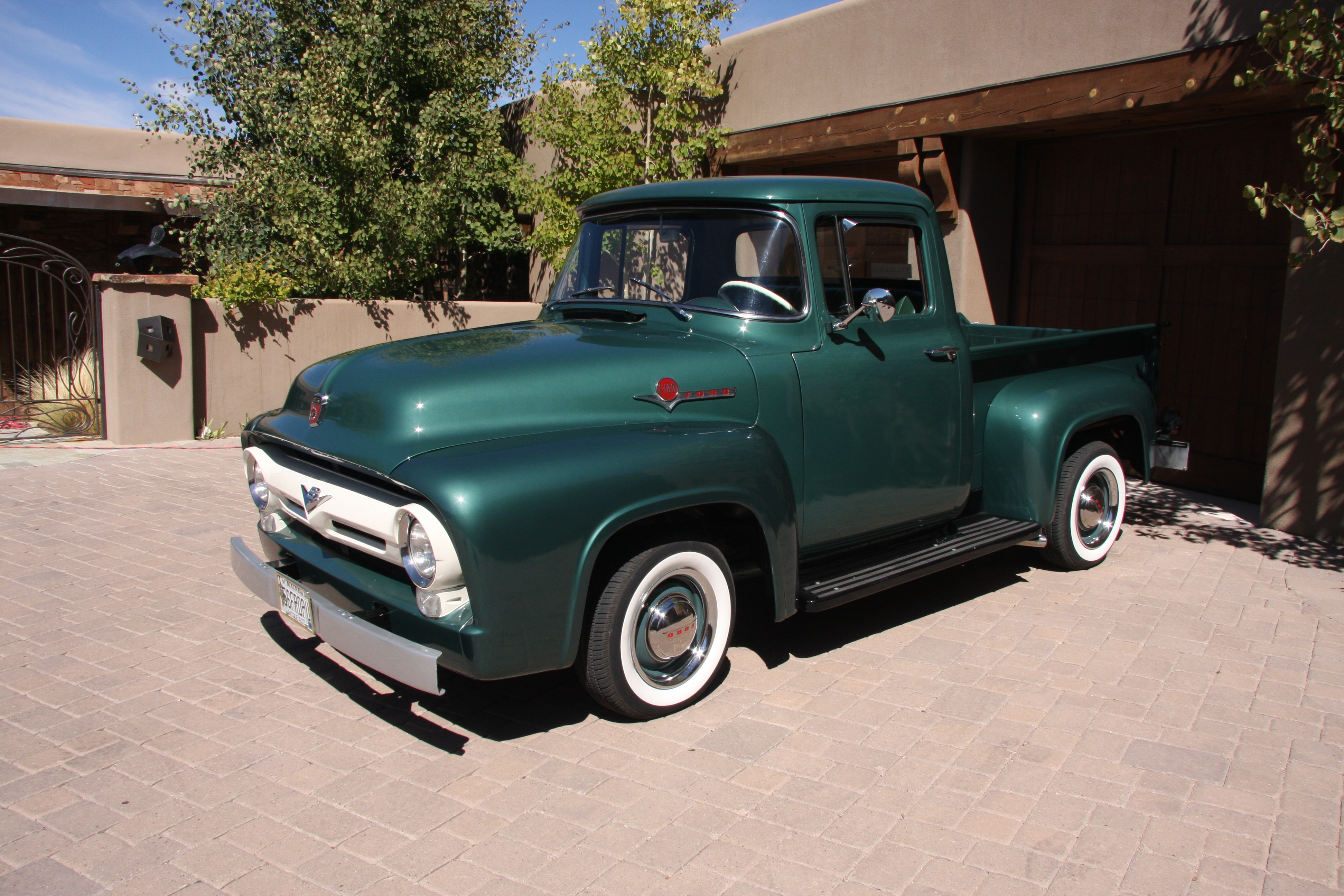 1956 Ford F100 001 171 Jim Hailey S Classic Cars