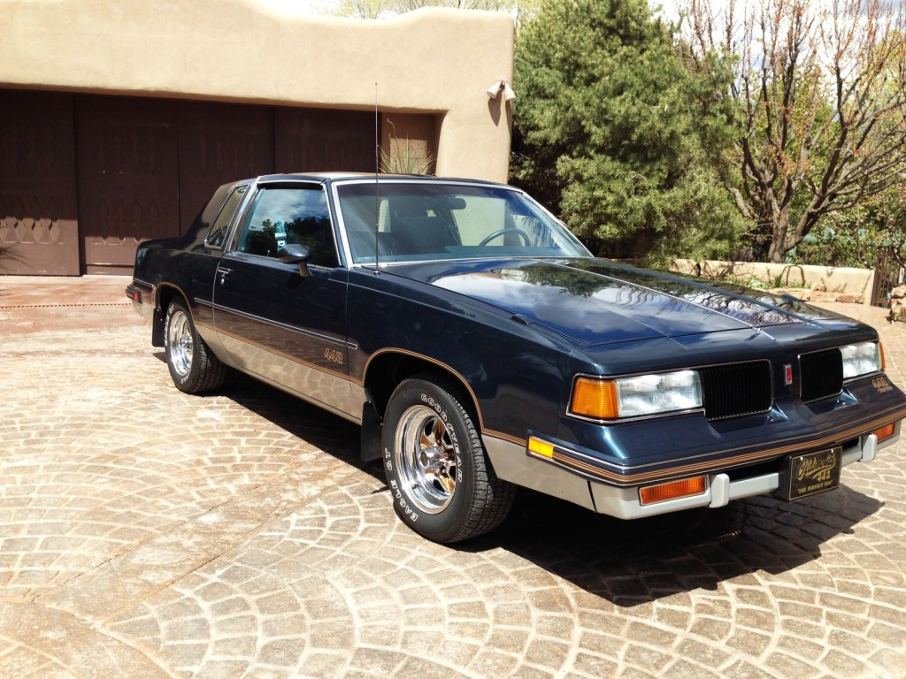 Jim Click Used Cars >> Find used 1987 Oldsmobile Cutlass Supreme 442, 3000 miles ...