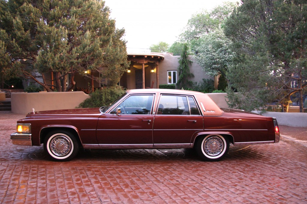 1979 Cadillac Fleetwood Brougham with 4k original miles « Jim ...