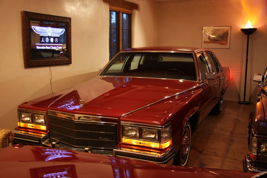 1985 Cadillac Fleetwood Brougham dElegance with 13k miles  Jim