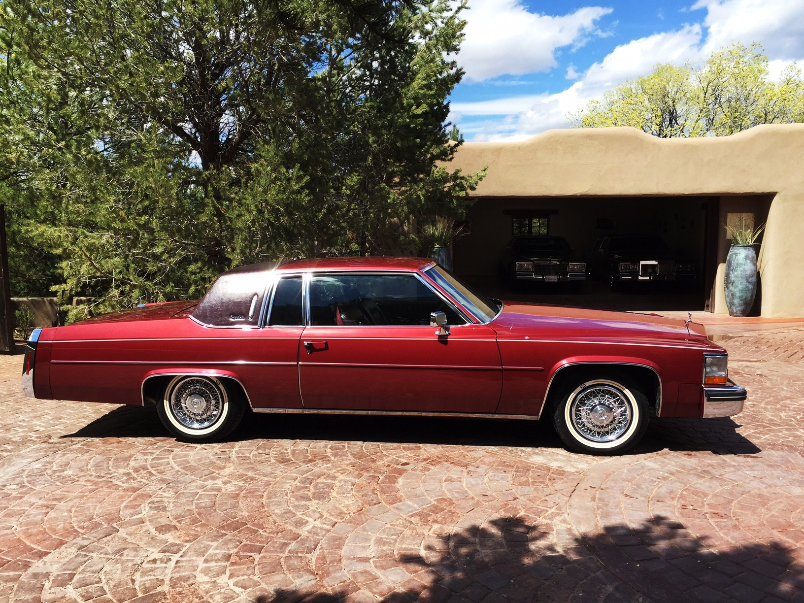 1980 Cadillac Coupe Deville 6 0 Liter With 46 000 Miles