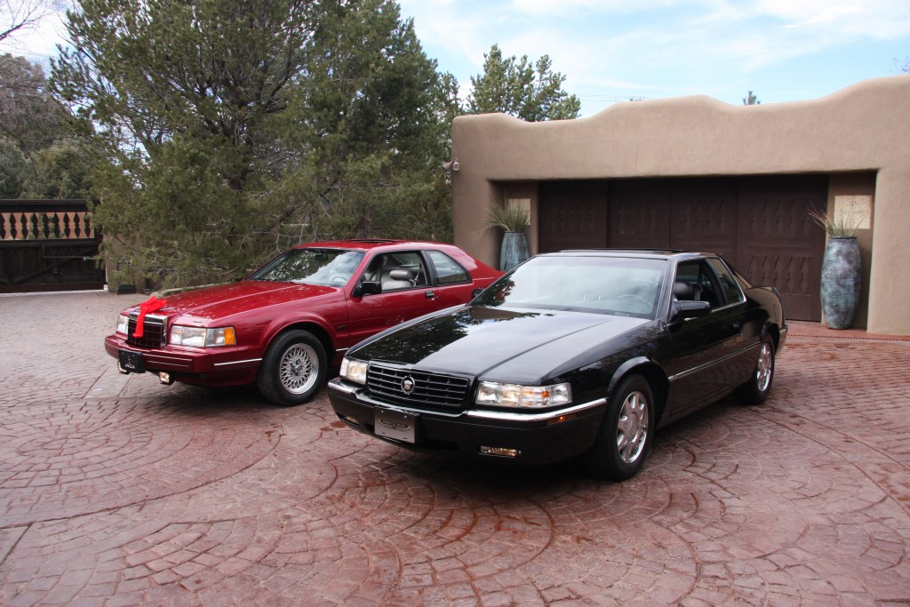 1990 LSC and ETC and AMG 002