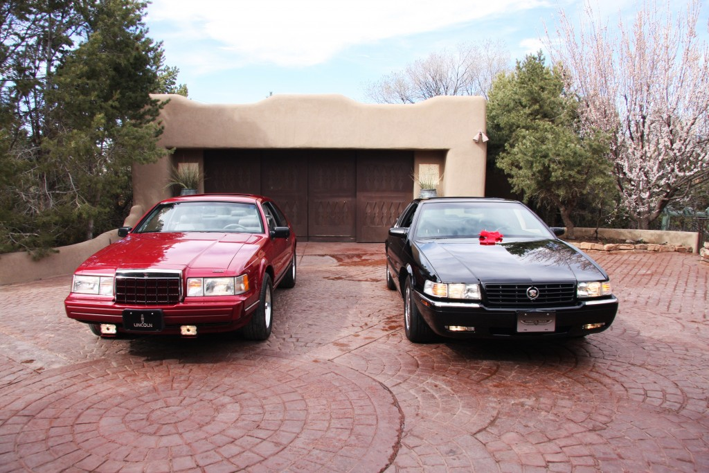 1990 LSC and ETC and AMG 006