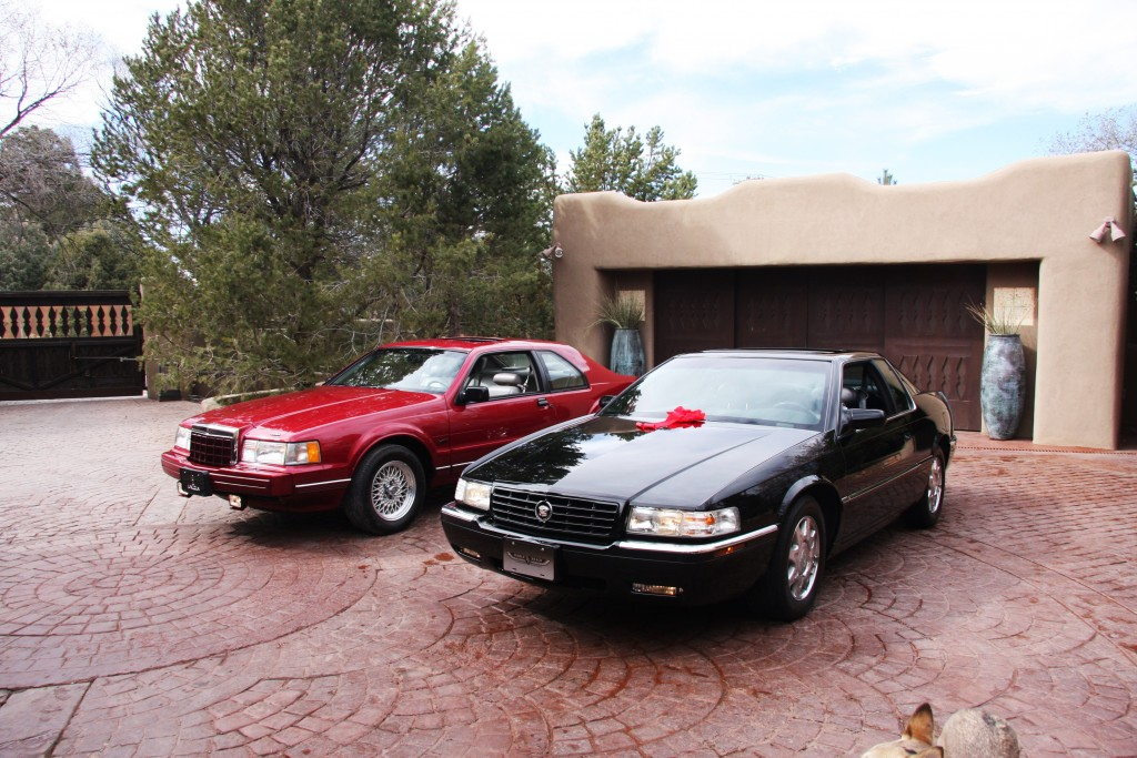 1990 LSC and ETC and AMG 007