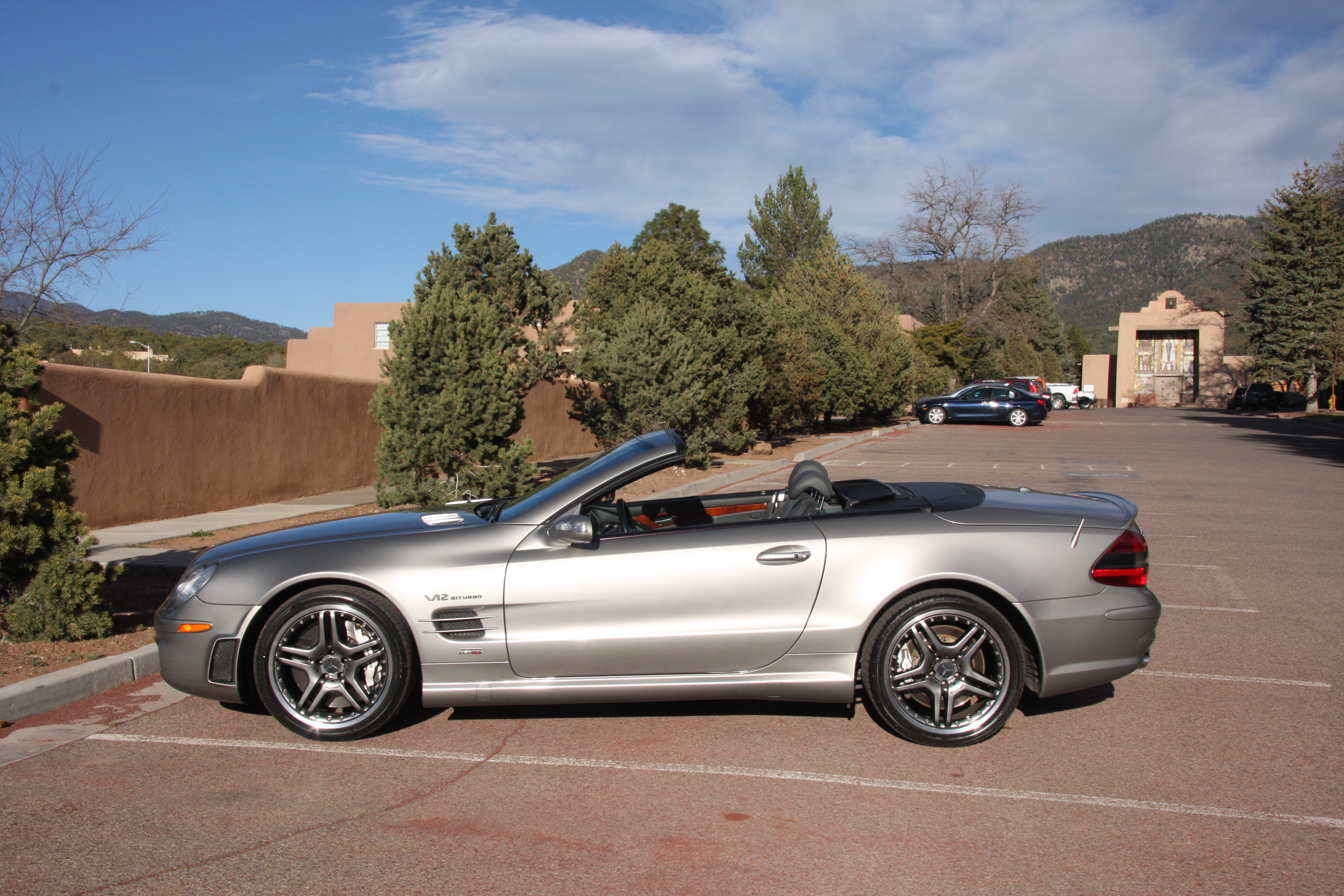 Jim Click Used Cars >> 2006 Mercedes SL65 AMG with Renntech tune « Jim Hailey's ...
