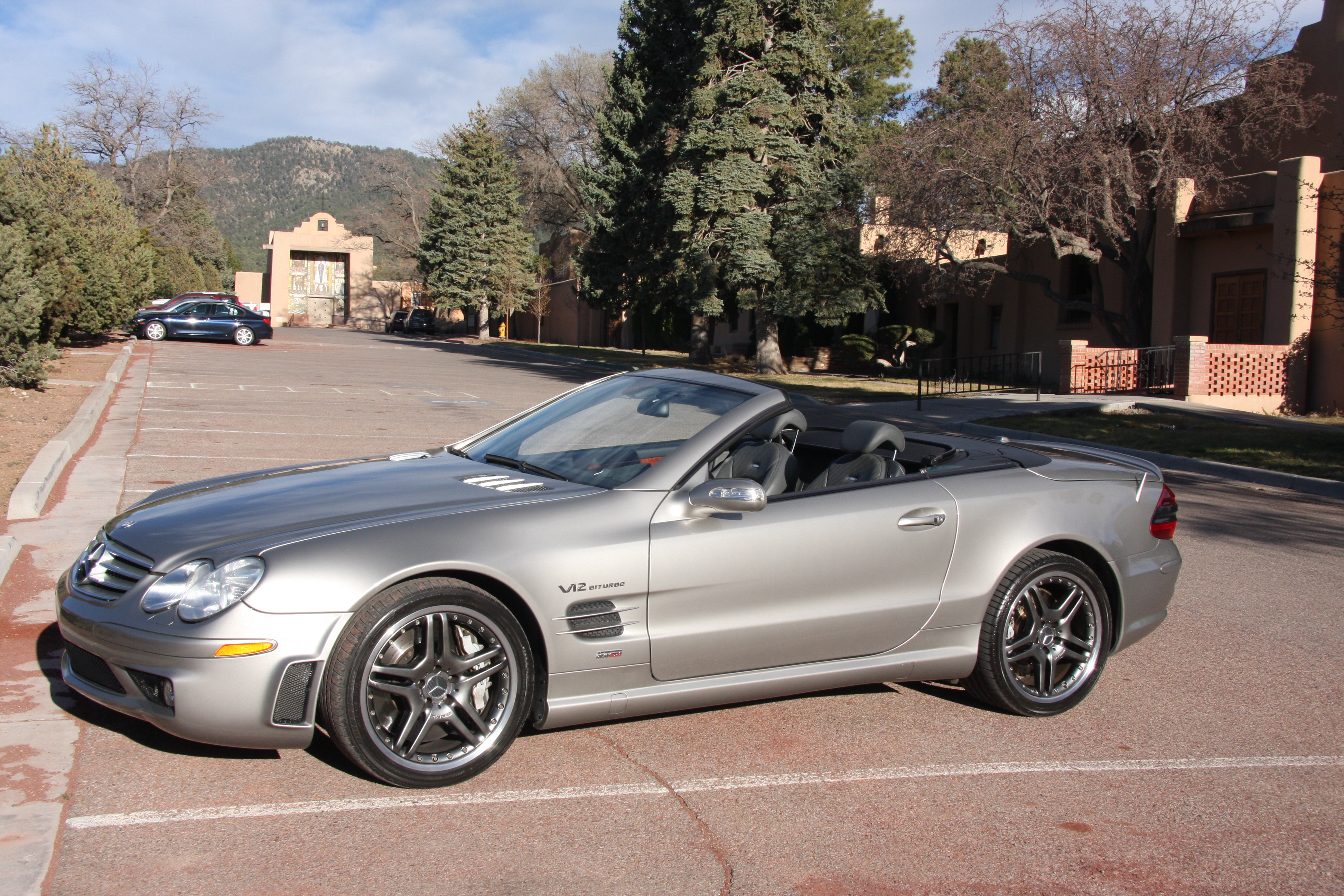 2006 mercedes sl65 amg with renntech tune jim hailey 39 s classic cars. Black Bedroom Furniture Sets. Home Design Ideas