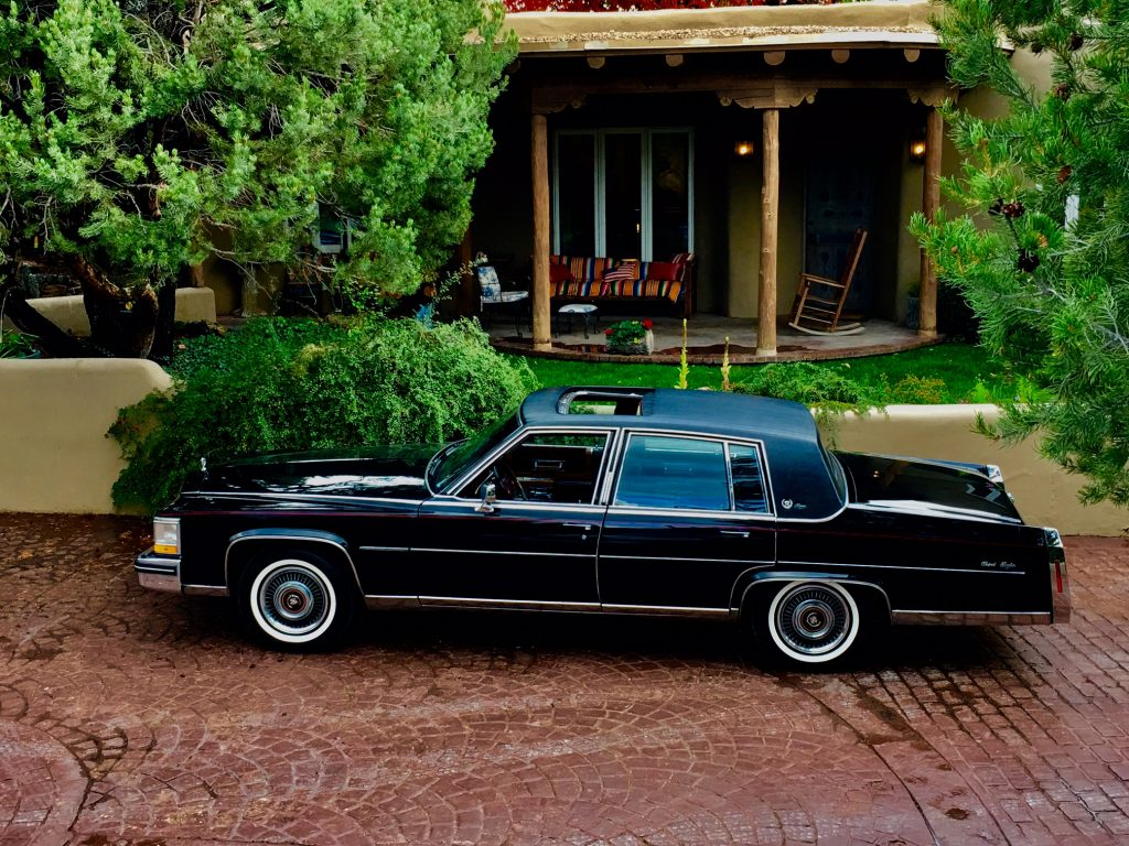 1980 Fleetwood with Sunroof « Jim Hailey\'s Classic Cars
